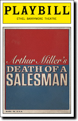 Death-Of-A-Salesman-Playbill